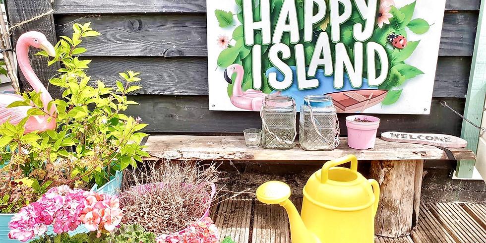 6- 9 Jaar: Secret Island Summer Retreat (dichtbij Amsterdam)