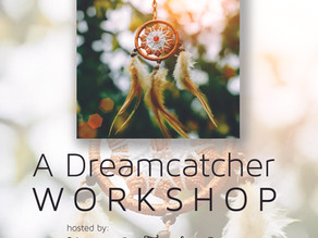 A Dreamcatcher Workshop
