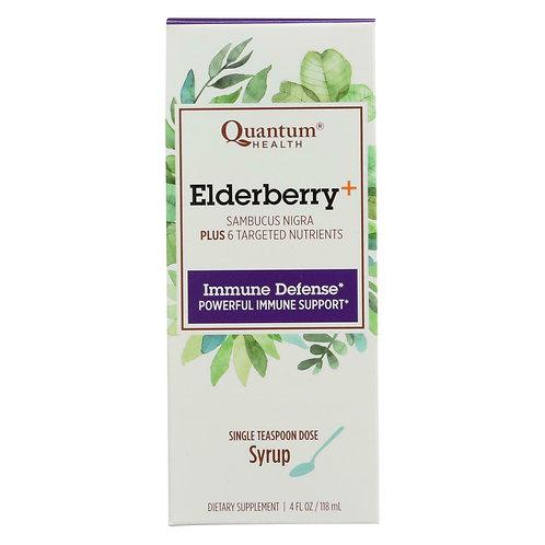 Quantum Elderberry Immune Defense
