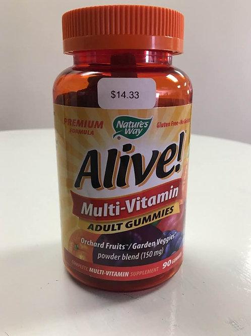 Multi Vitamin Gummies - Adult
