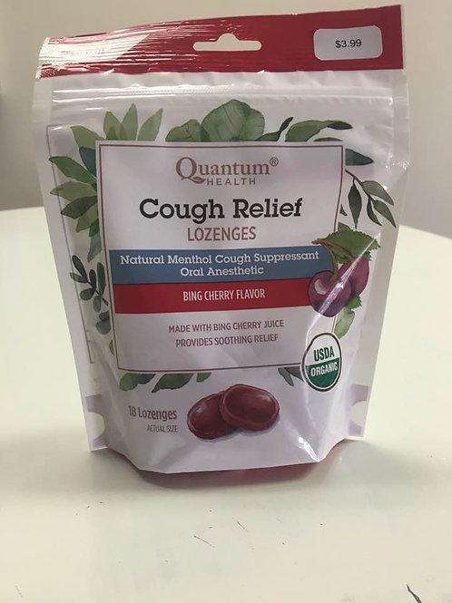 Cough Relief Lozenges