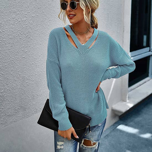 Oversized Soft Sweater