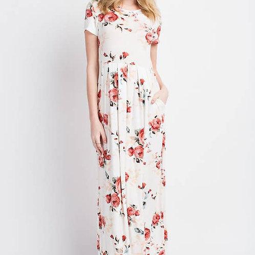 Rosebowl Maxi Dress