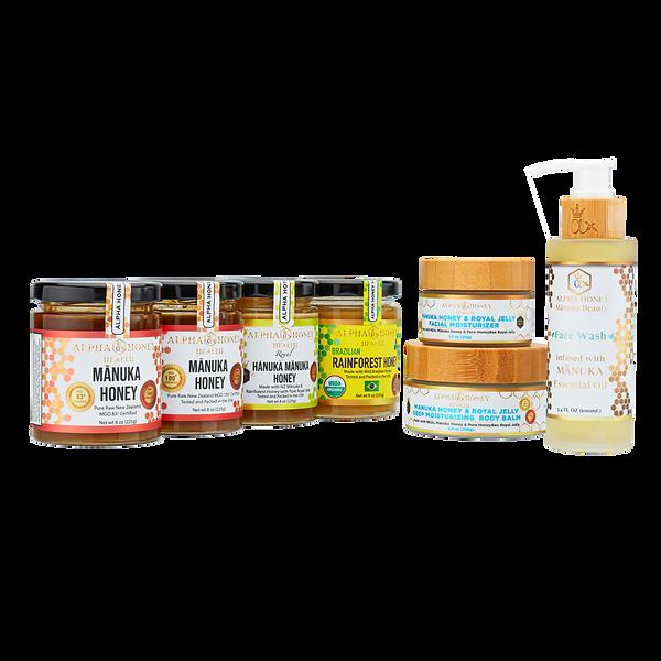 Alpha Honey Health Products Manuka Organ