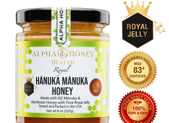 Royal Jelly with  Manuka & Organic  Honey Immune Booster