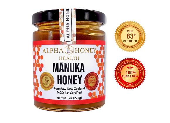 100% New Zealand RAW Manuka Honey MGO 100+ USA Certified