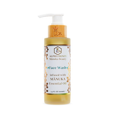 Manuka Oil Antibacterial Face &  Body Wash