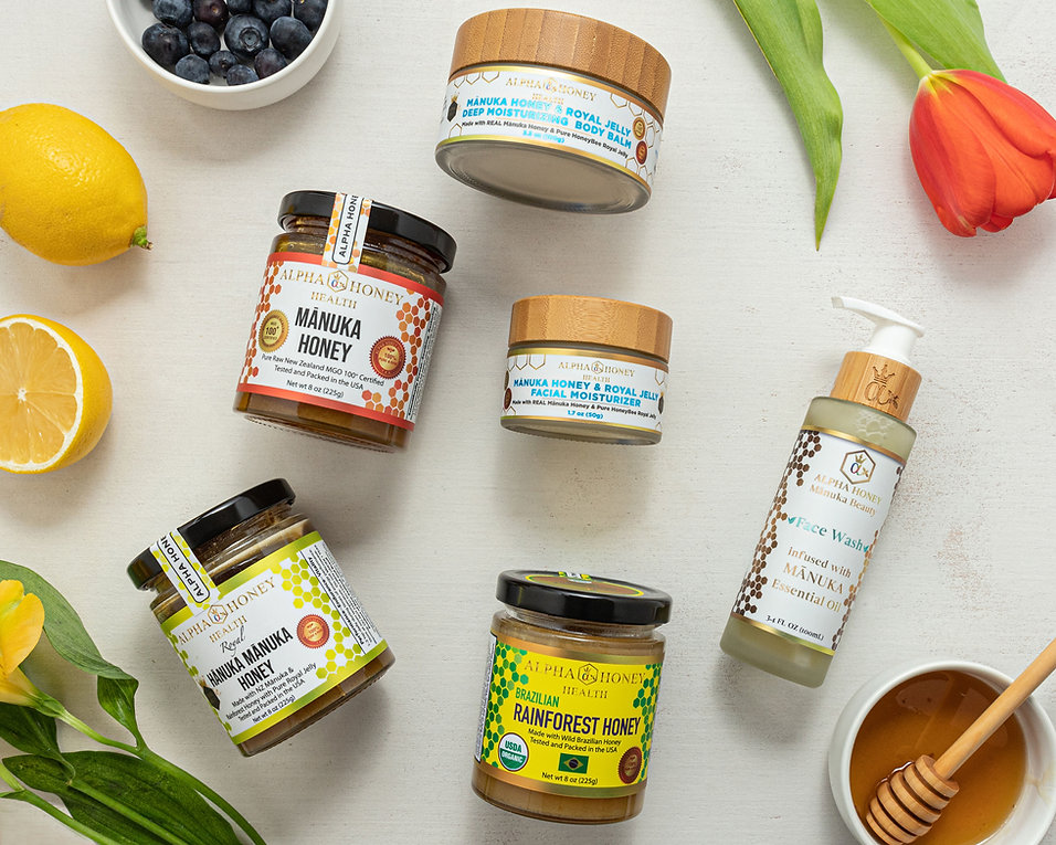 AlphaHoneyHealth-Best Organic Honey USA