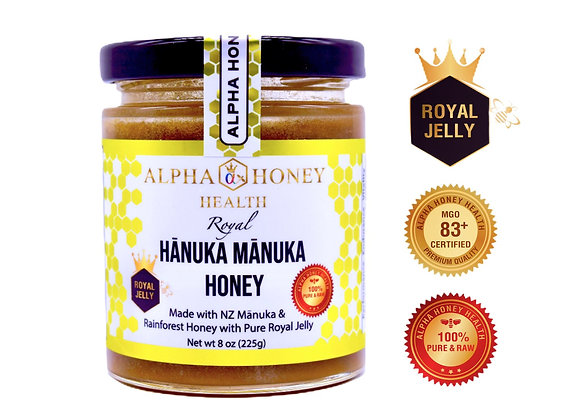 Royal Jelly with  Manuka & Organic Rainforest Honey