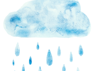 April Showers.