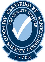 SQF Quality Shield Circle U Foods, Inc. Certificate