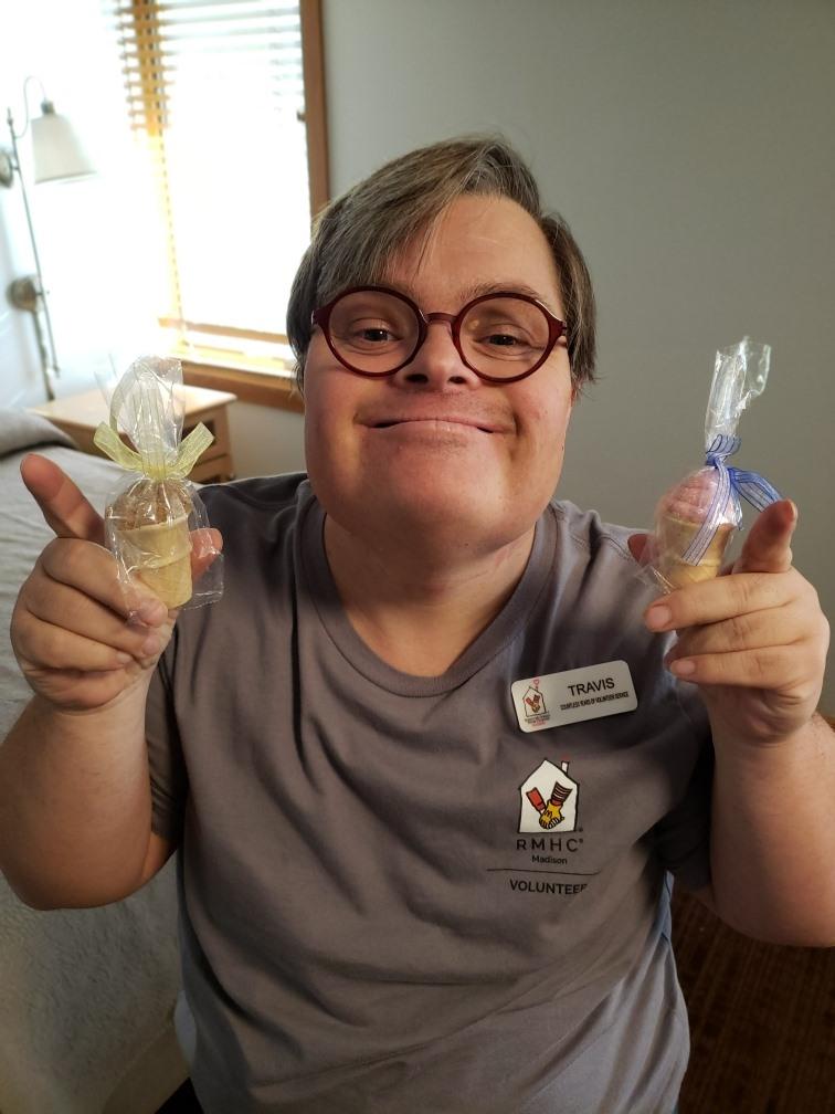 Aunt Rose Marshmallow Donation