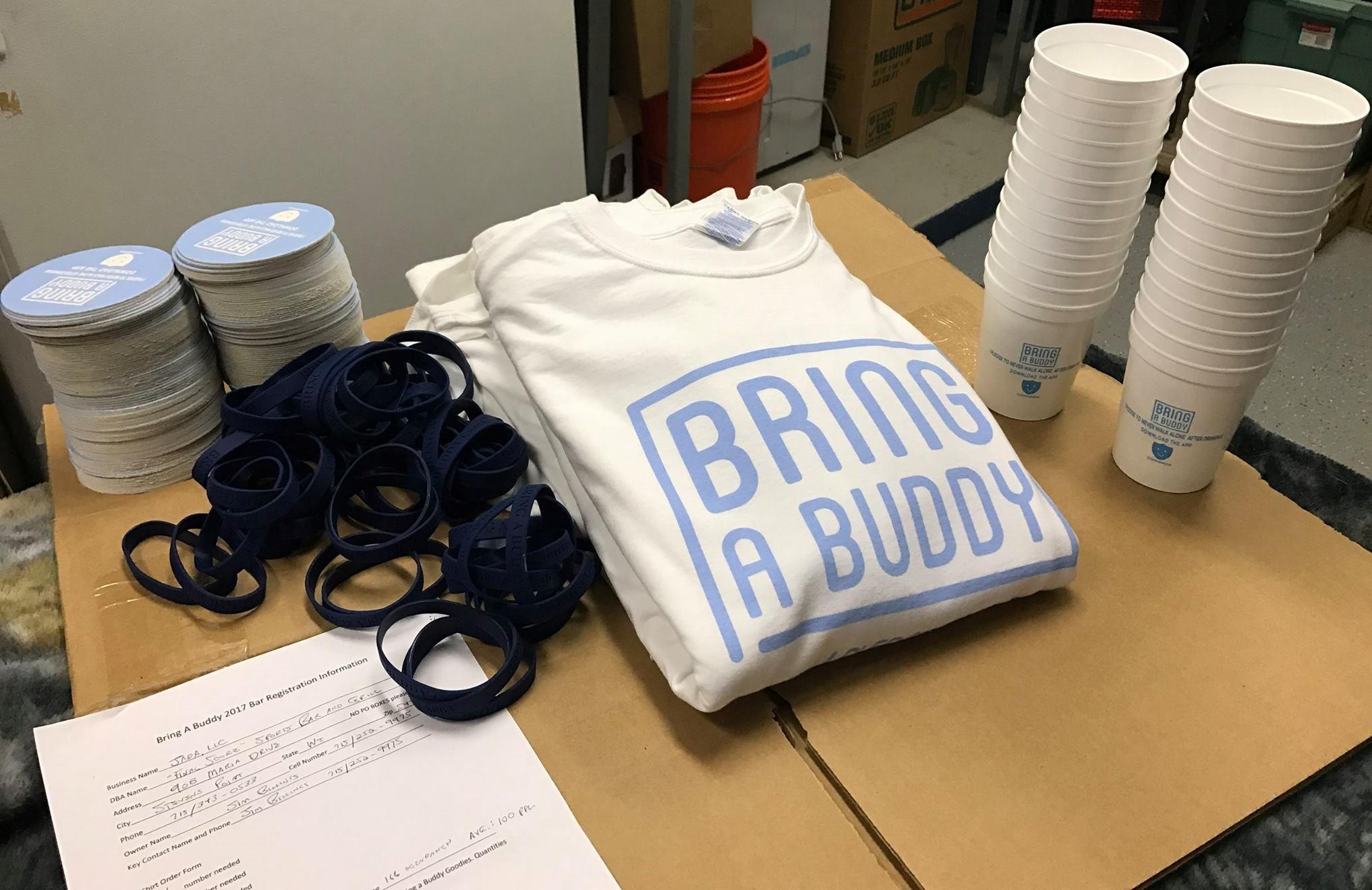Bring A Buddy 2017