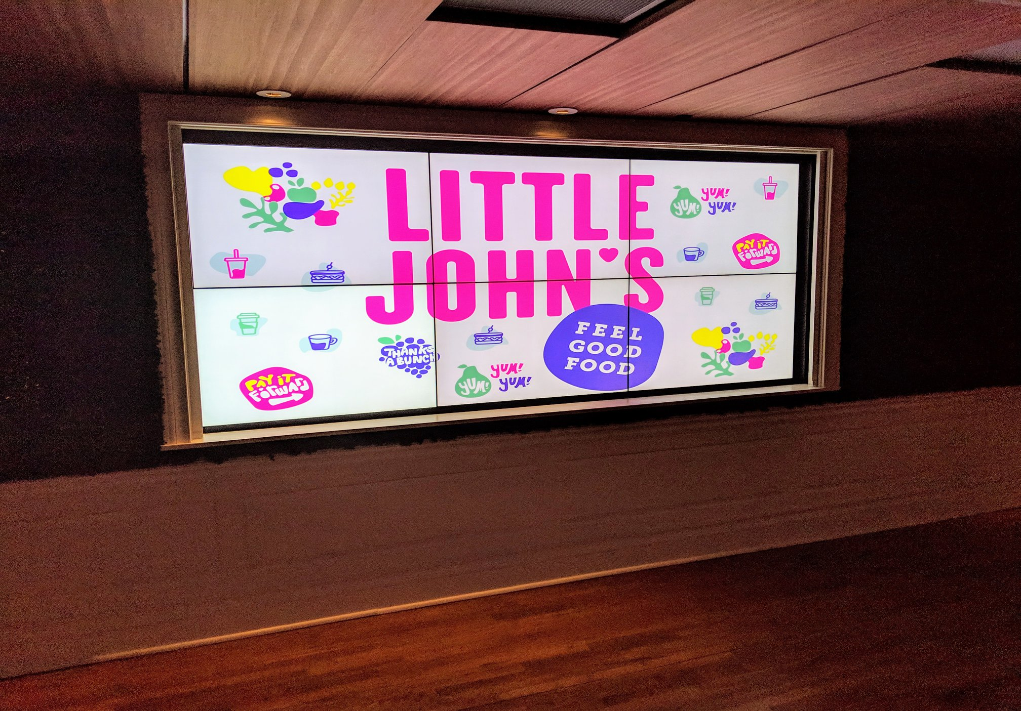 Little John's Pay As You Go