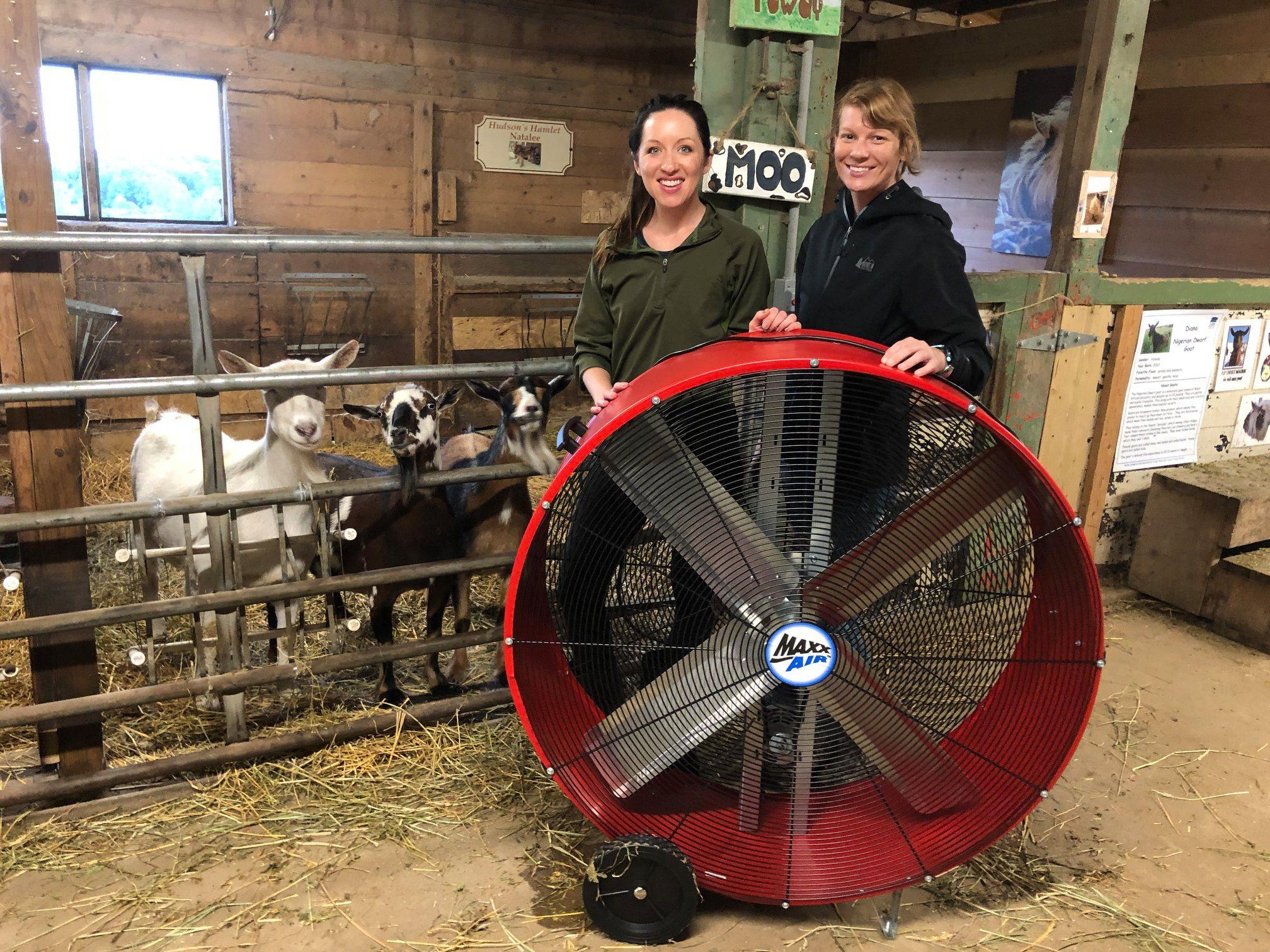 Barn & City Facebook Fundraiser
