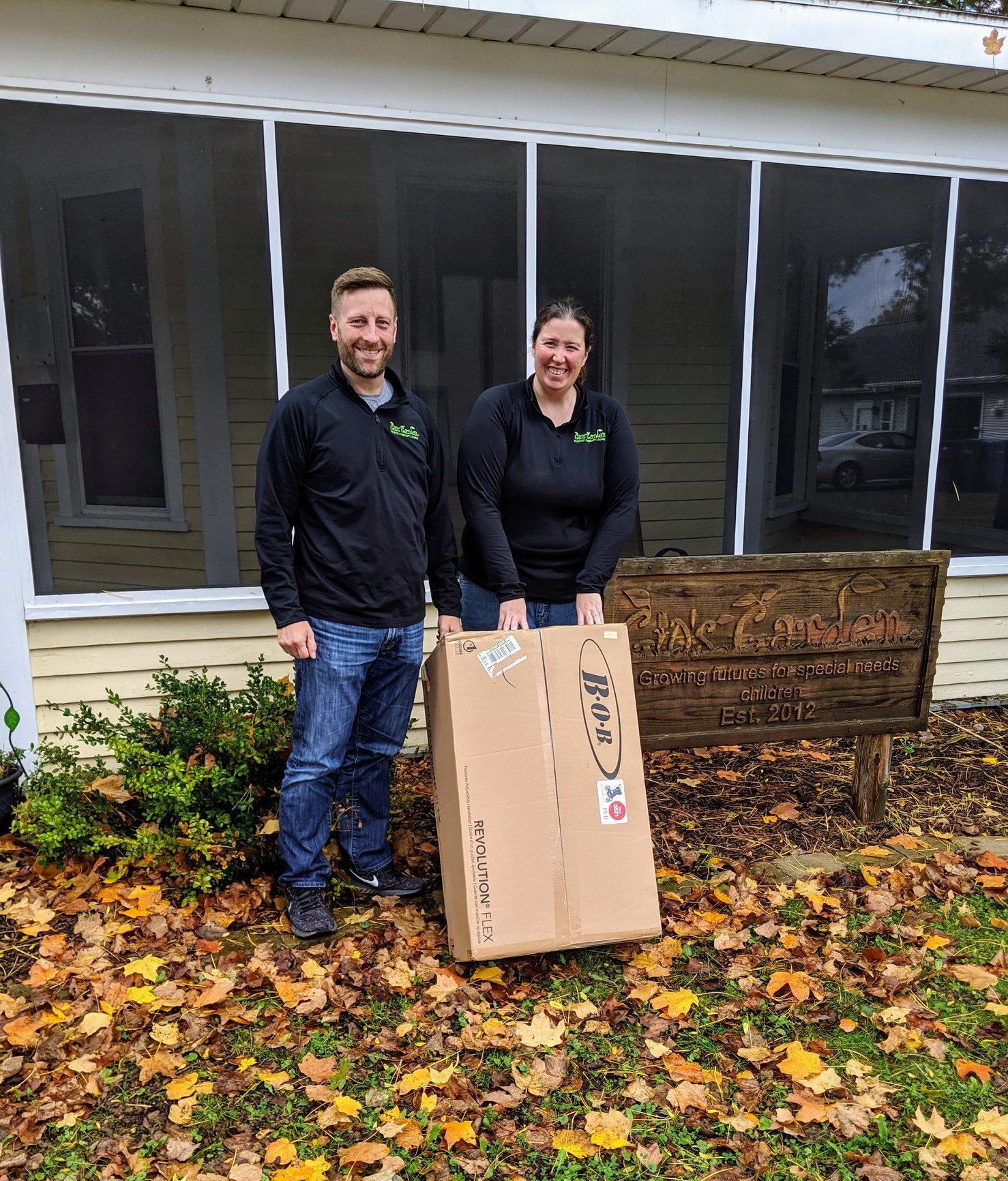 Stroller & Wagon Donation