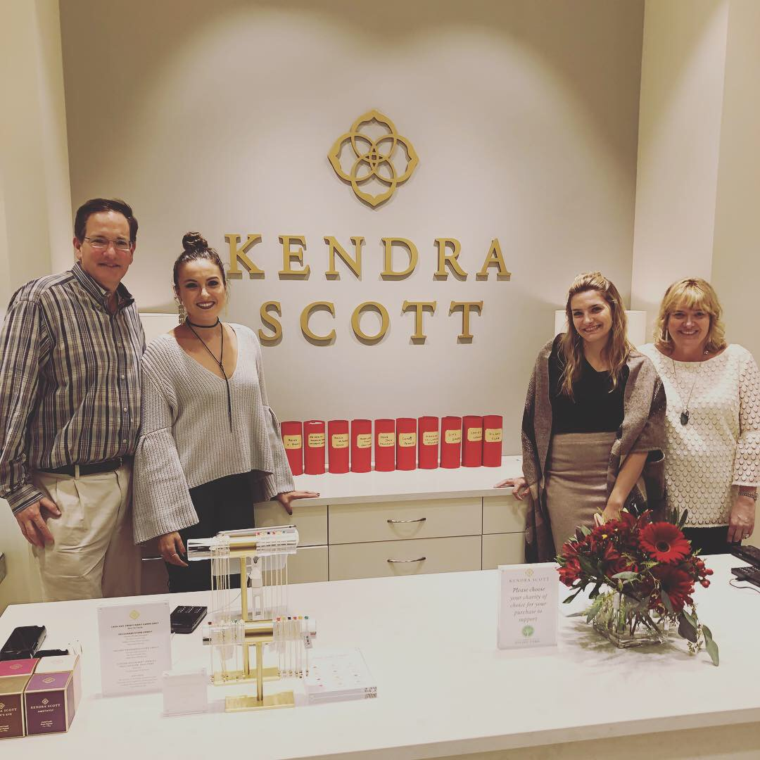 Kendra Scott Grand Opening 2018