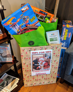 Elements Massage Toy Drive 2018