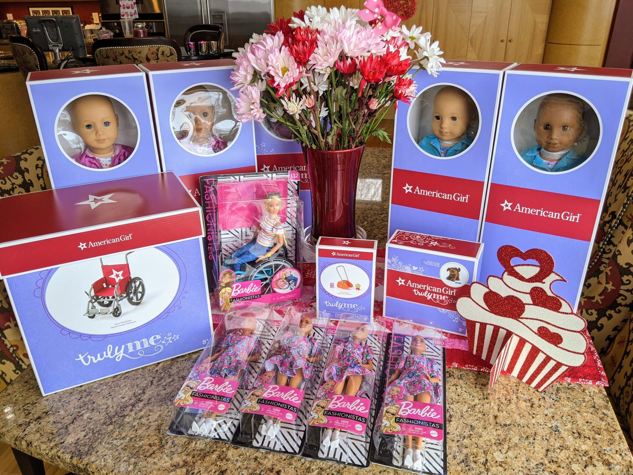 Child Life Doll Donation 2021