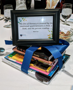 Wisconsin Literacy Luncheon 2018