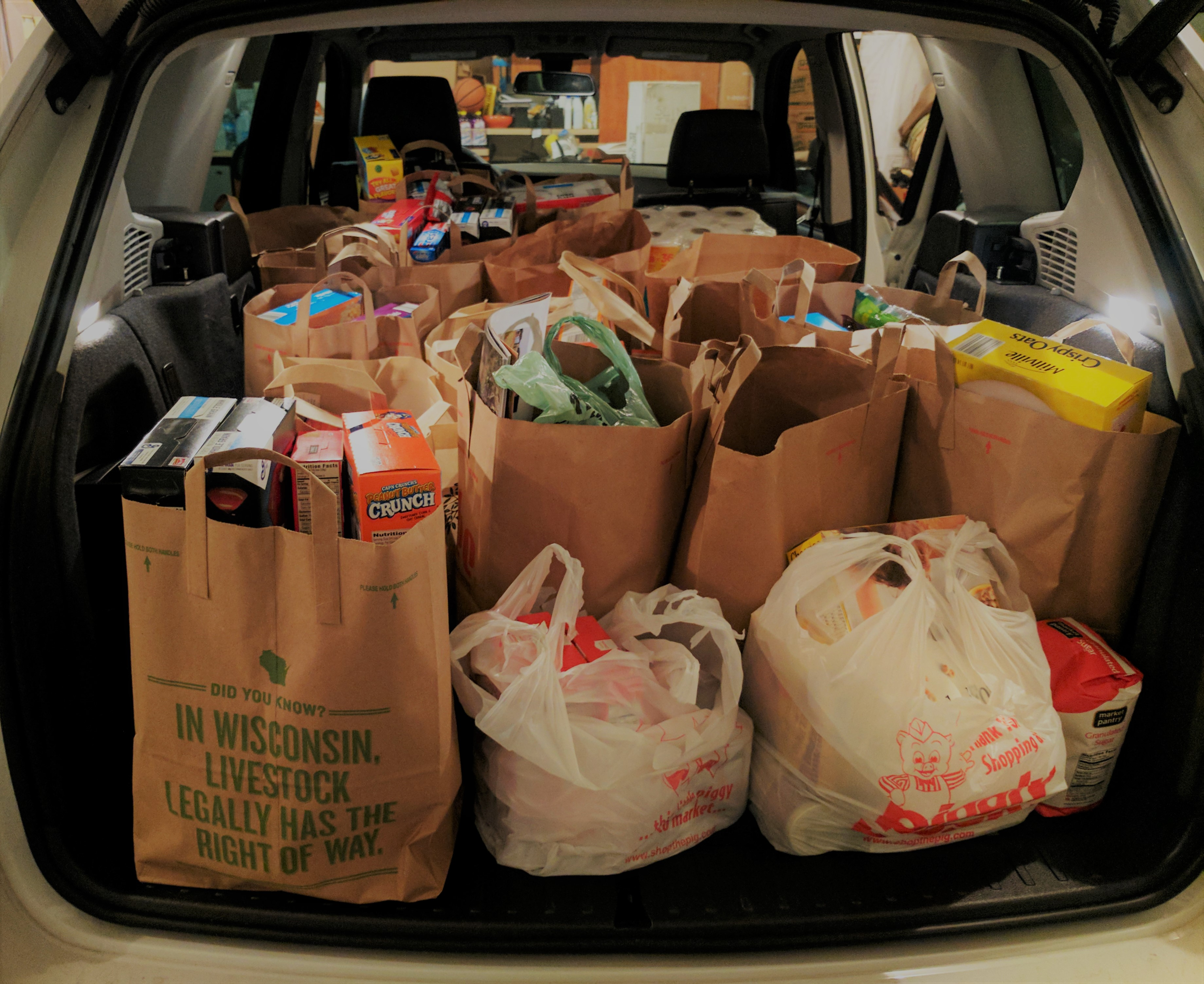 Thanksgiving Food Drive 2016