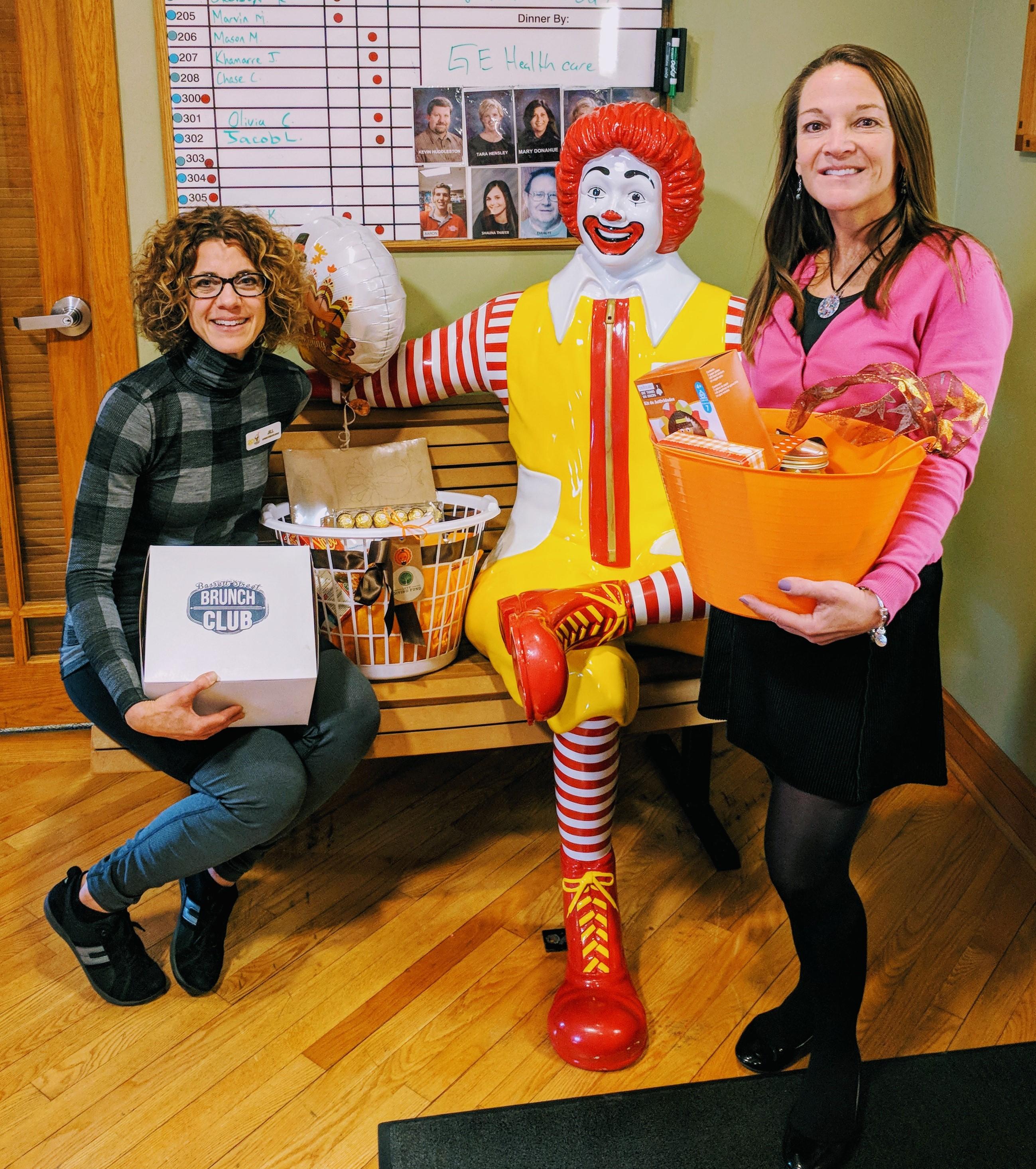 Ronald McDonald House - 2017 November