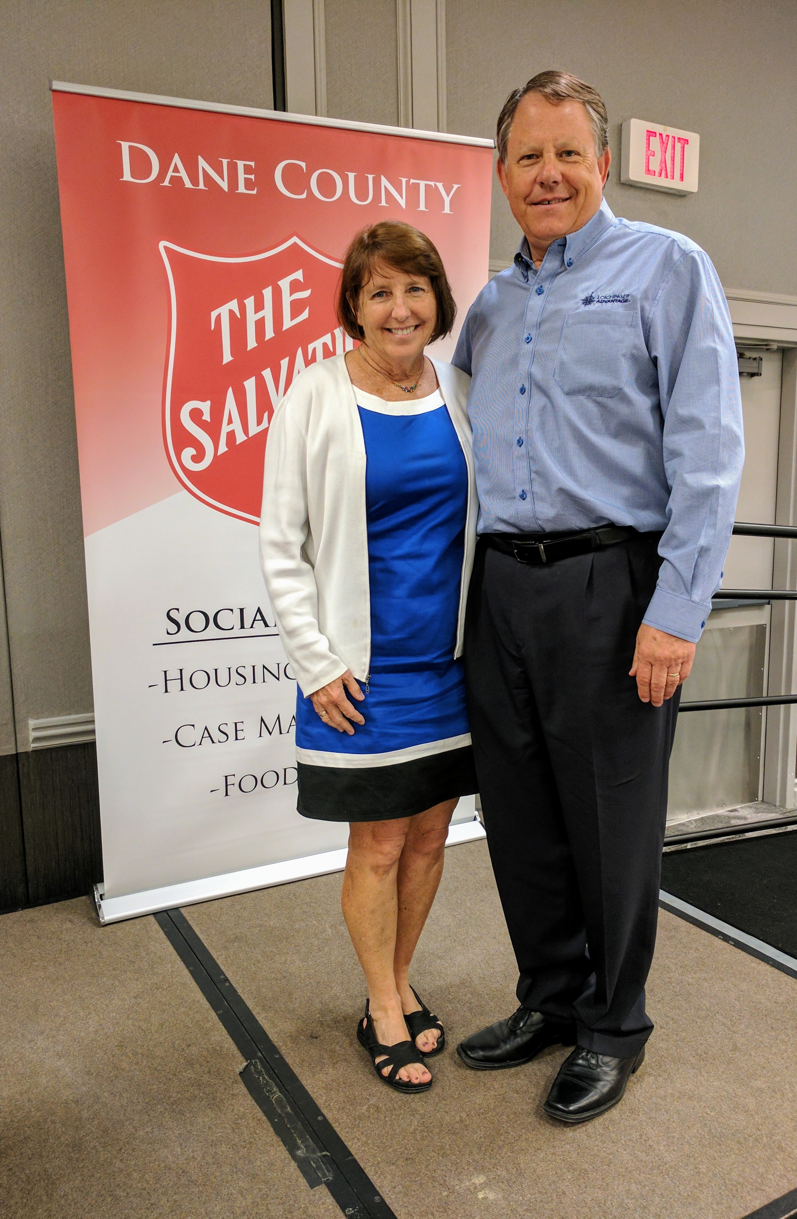 Salvation Army Tin Cup Lunch 2017