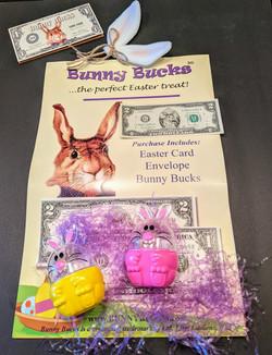 Bunny Bucks Fundraiser 2021