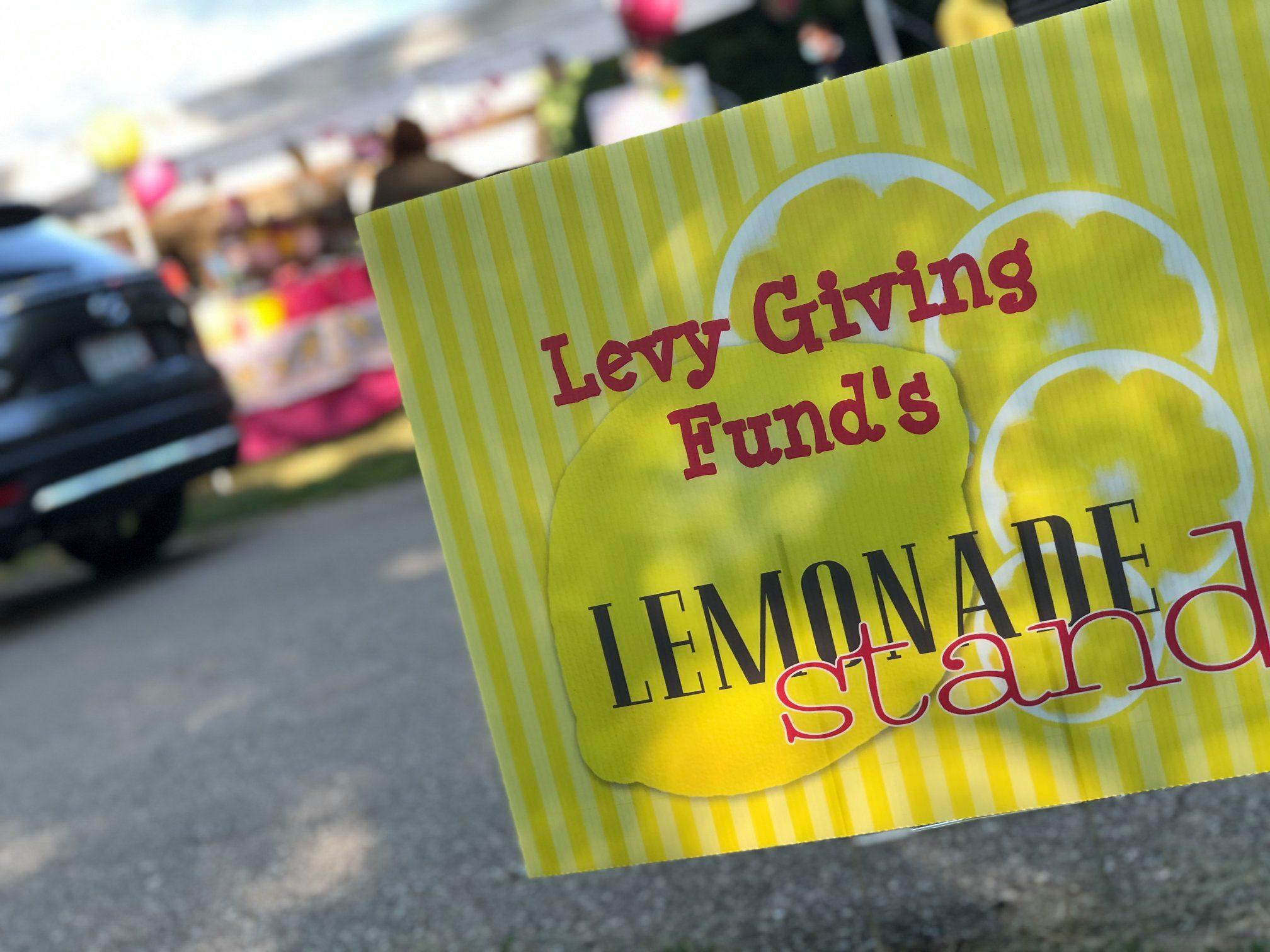 Cherie's Bday Lemonade Stand 2020