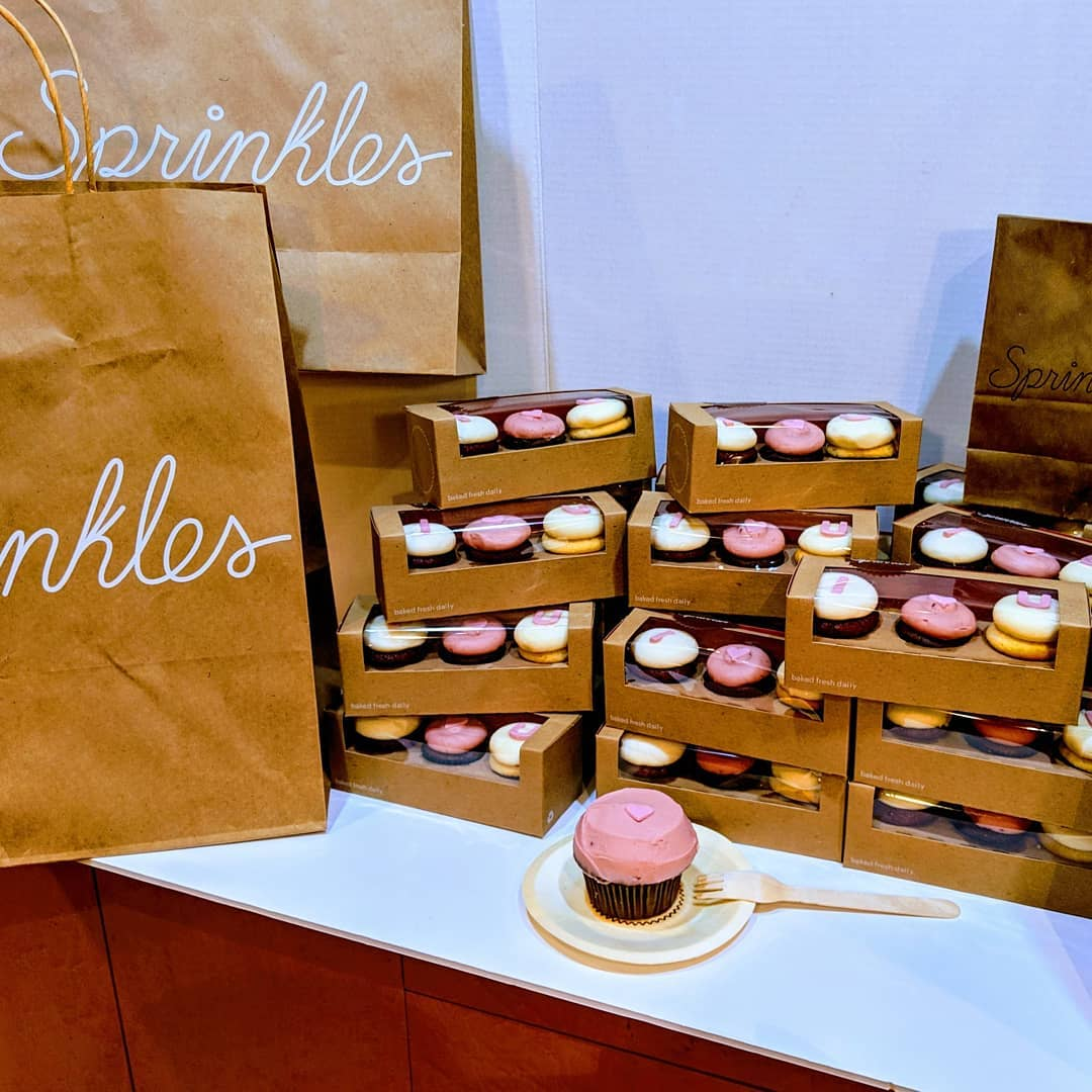 Sprinkles Cupcake Delivery