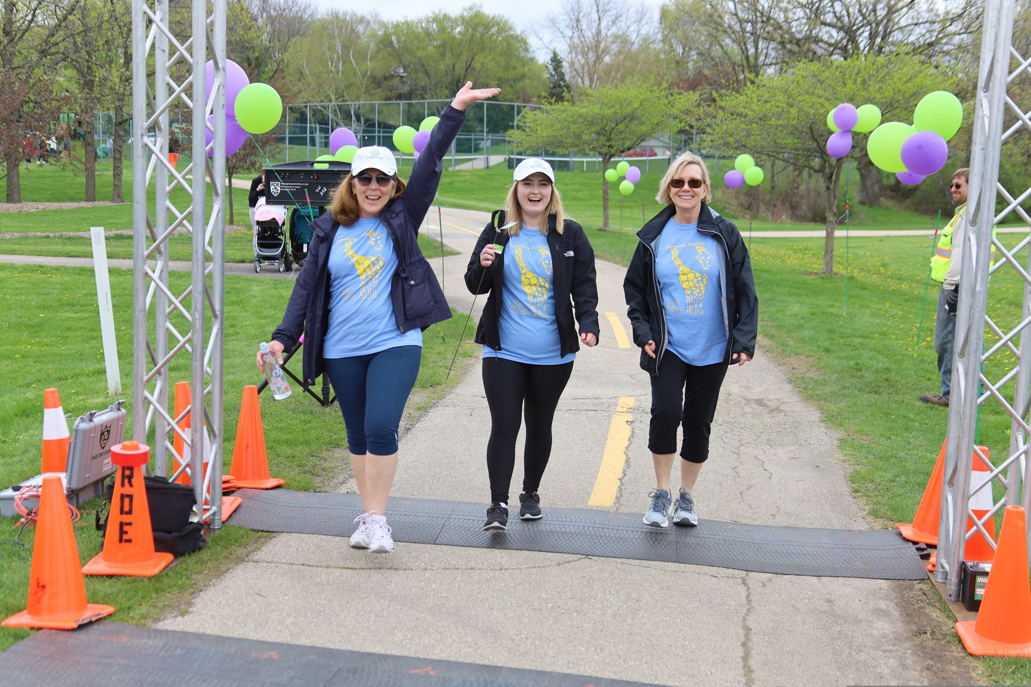 Glowing Smiles 5k 2019