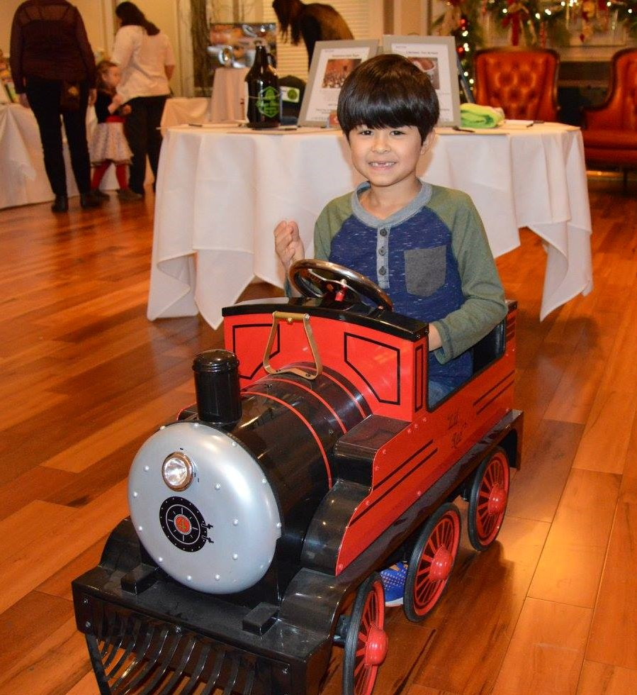MCM Tea & Trains, December 3, 2016