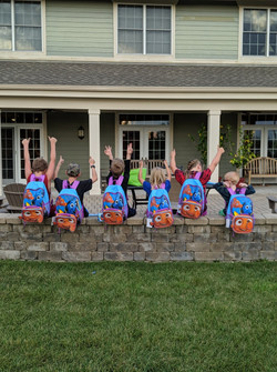 Back To School Delivery 2019