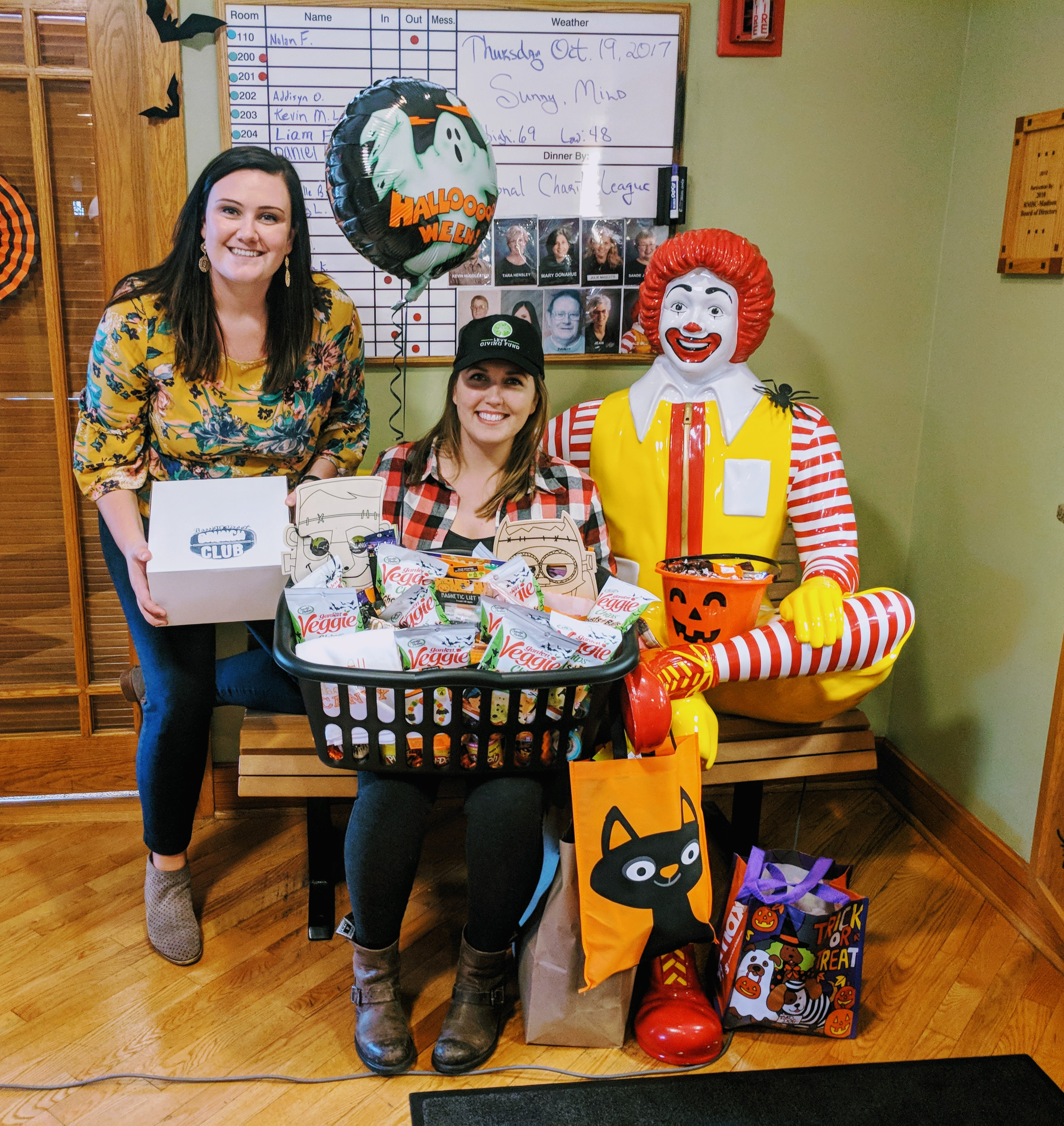Ronald McDonald House - 2017 October