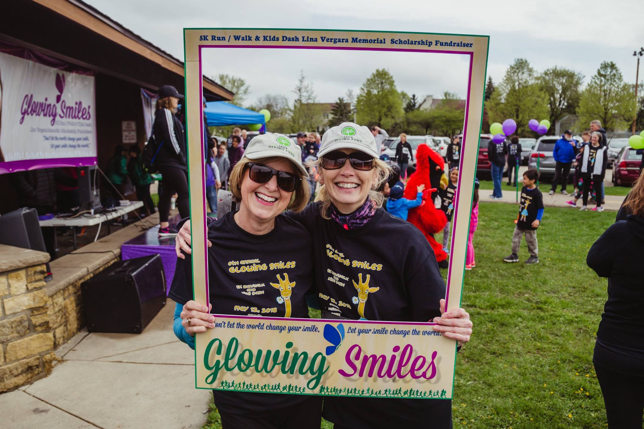 Glowing Smiles Race 2018