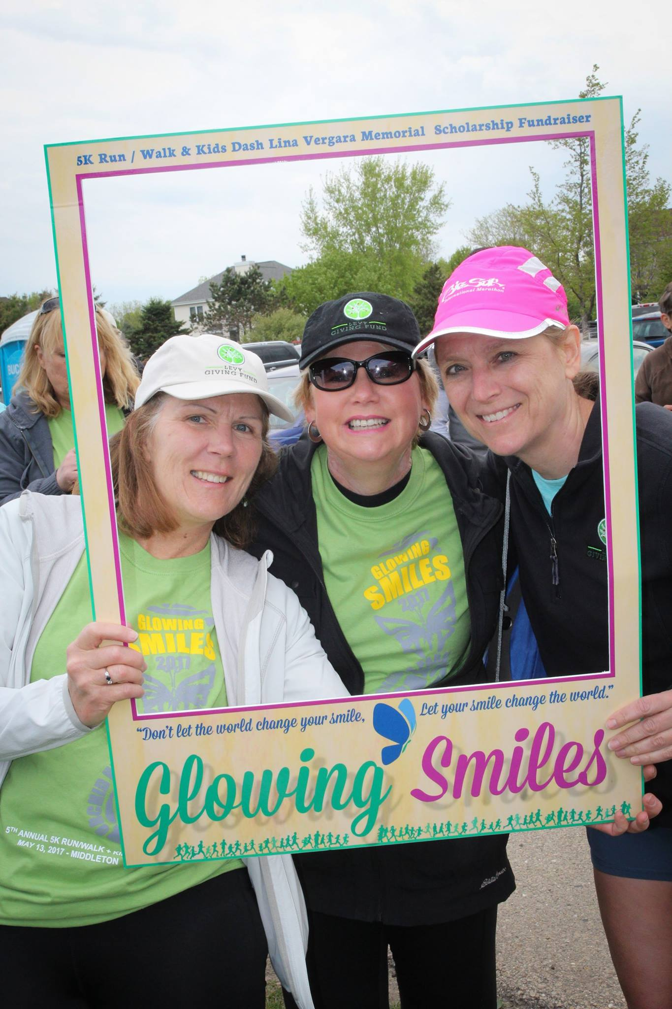 Glowing Smiles Race 2017