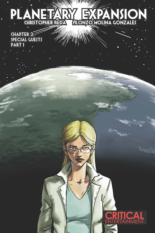 Planetary Expansion Ch. 2
