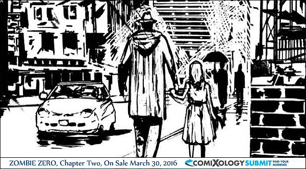 Zombie Zero 2 Digital Comic comixology