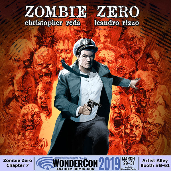 WonderCon 2019 - Critical Entertainment Zombie Zero