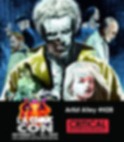 Los Angeles Comic Con Critical Entertainment Zombie Zero