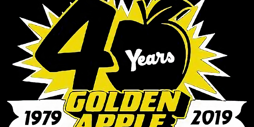 Golden Apple Comics - Store Signing