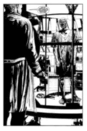 Zombie Zero Comic Book