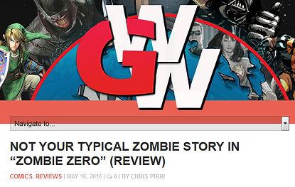Zombie Zero Review