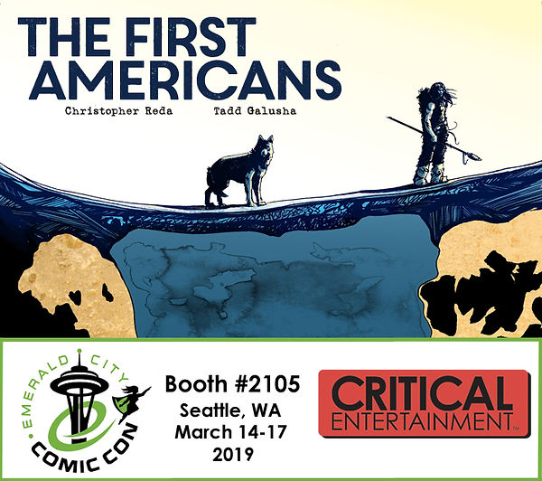 Critical Entertainment Emerald City Comic Con Booth 2105