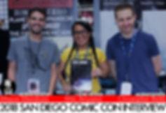 Miki Ariyama Interview Critical Entertainment San Diego Comic Con Christopher Reda Mason Mendoza