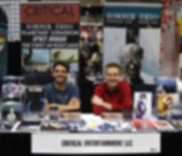 Mason Mendoza and Chris Reda Critical Entertainment LLC