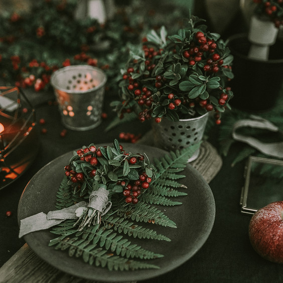 Volunteer Christmas Event
