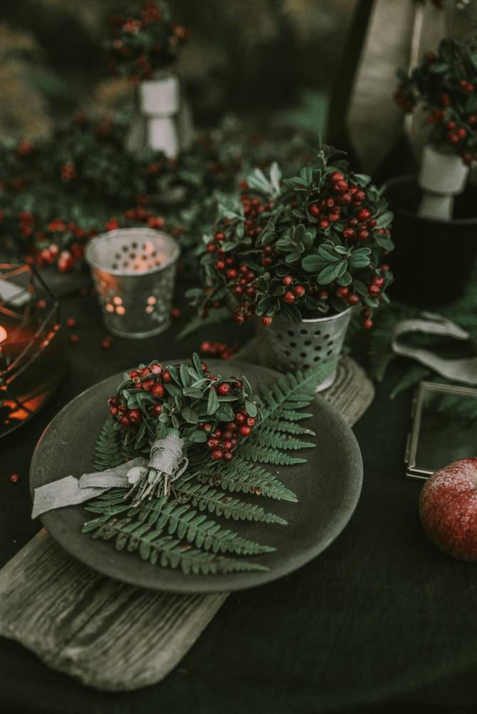 Weihnachten - ZUHAUSE