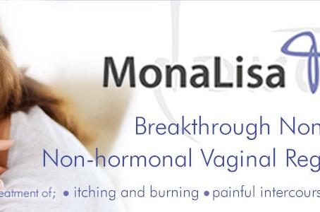 Non-surgical, non-hormonal vaginal rejuvenation