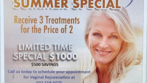 Summer special only two weeks left call our office today at 602-559-5075